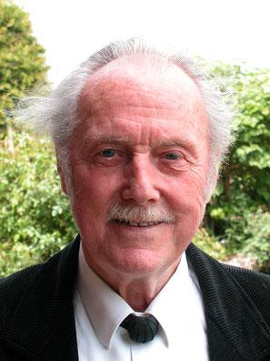 Werner Mürner, langjähriger Präsident vom Jodlerklub Blüemlisalp Scharnachtal