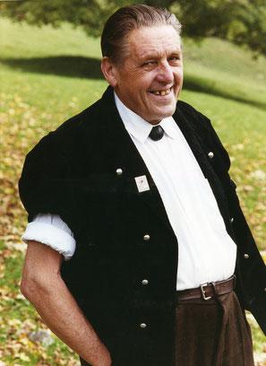 Joseph Wäfler, Jodler und Komponist