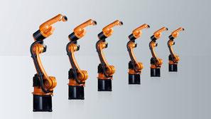 Housse de protection Robot KUKA CYBERTECH HDPR