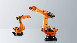 Housse de protection Robot KUKA KR1000 TITAN HDPR
