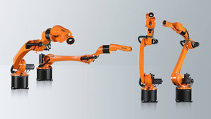Housse de protection Robot KUKA CYBERTECH ARC HDPR