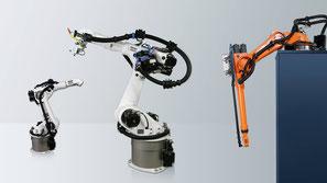 Housse de protection Robot KUKA KR60 HDPR