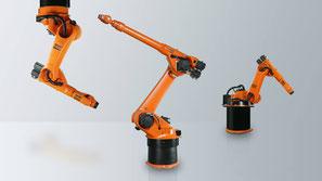 Housse de protection Robot KUKA KR30 HDPR