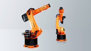 Housse de protection Robot KUKA FORTEC HDPR