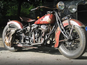 Adams Iron Work Indian Chief
