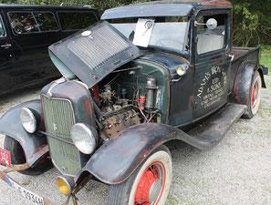 Adams Iron Work Ford Pickup 1934
