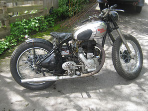 Adams Iron Work Royal Enfield