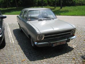 Adams Iron Work Opel Kadett B Luxus