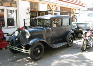 Adams Iron Work Ford A Originalzustand