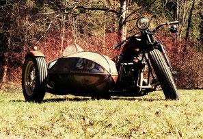 Adams Iron Work Harley-Davidson