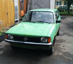 Adams Iron Work Opel Kadett C