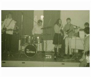 1968 Die Anfänge der Sprites im HdJ Wiesbaden