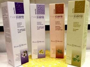 Frais Monde set shampoo