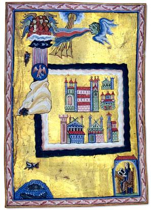 Hildegard von Bingen-manuscrit de Lucques