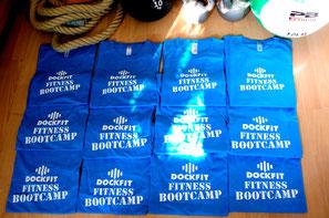 Foto Dockfit Bootcamp Shirts