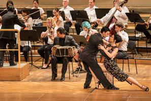 Tango Show Konzerthaus Wien