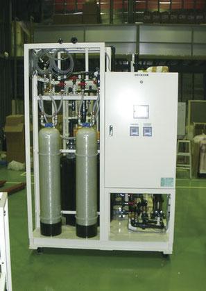 超純水装置(サブシステム)