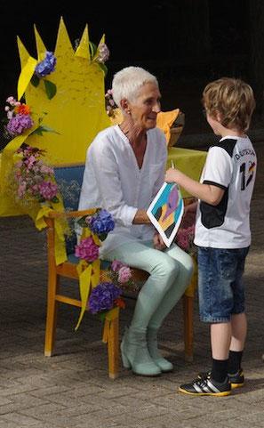 Endgultiger Abschied Von Frau Lilje Grundschule Harksheide Nord
