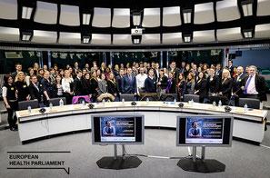 European Health Parliament (Janssen, johnson & johnson, google, EU40, politico)