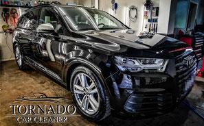 Keramikversiegelung-Hannover Audi Q5