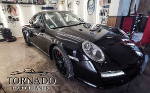 Keramikversiegelung-Hannover Porsche