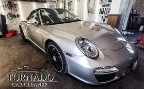 Keramikversiegelung-Hannover Porsche GTS 4
