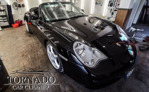 Keramikversiegelung-Hannover Porsche Carrera