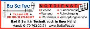 logo des kneipennacht velten sponsors basatec