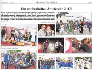 Aarauer Woche 6.7.2017