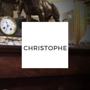 objets et meubles chinés avec coup de foudre, meubles classiques