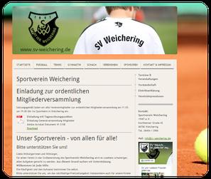 www.sv-weichering.de