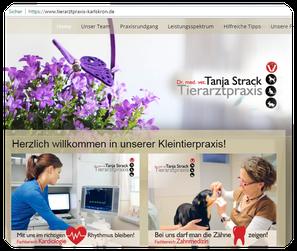 www.tierarztpraxis-karlskron.de