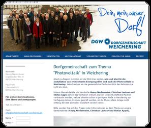 www.dorfgemeinschaft-weichering.de