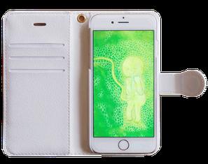 iPhoneはハードケースで装着