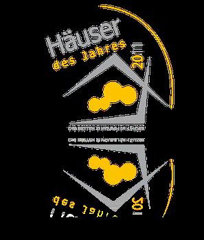 Häuser des Jahres, Logo für den Wettbewerb von 2011