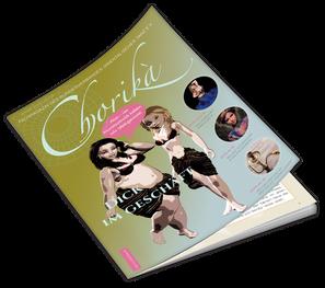 Fachzeitschrift des Bundesverbandes Orientalischer Tanz e.V. Ausgabe 02/15