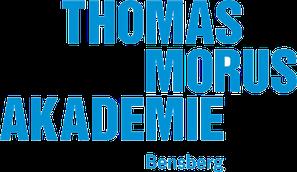 Thomas-Morus-Akademie Bensberg - Philosophische Praxis Benjamin Dittrich