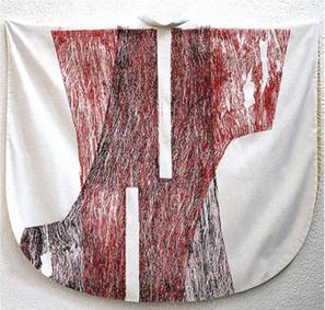 Klaus Simon, Rücken an Rücken, 2003© VG Bild-Kunst, Bonn 2019