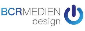 Logo BCR MEDIEN Design - Sponsor von Sicherheitshalbe