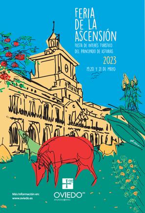 Feria de la Ascensión en Oviedo