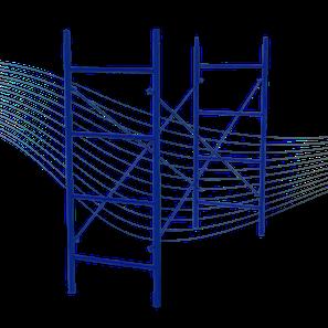 Venta de Andamio Banquetero Tubular