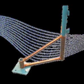 triangulo estabilizador para andamio