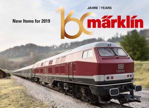 Märklin Neuheiten 2019 Katalog pdf