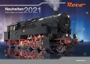 Roco Neuheiten 2021 Katalog pdf