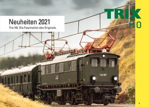 Trix Neuheiten Katalog 2021
