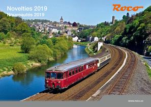 Roco Neuheiten 2019 Katalog pdf