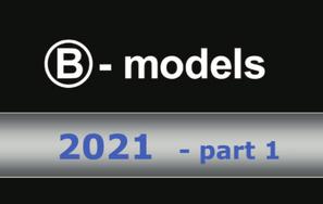 B-Models Neuheiten 2021