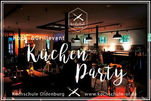 Küchenparty Event Kochschule Oldenburg