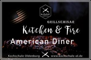American Diner Kochkurs Kochschule Oldenburg