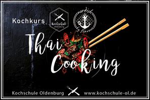 Kochkurs Thai Cooking Oldenburg
